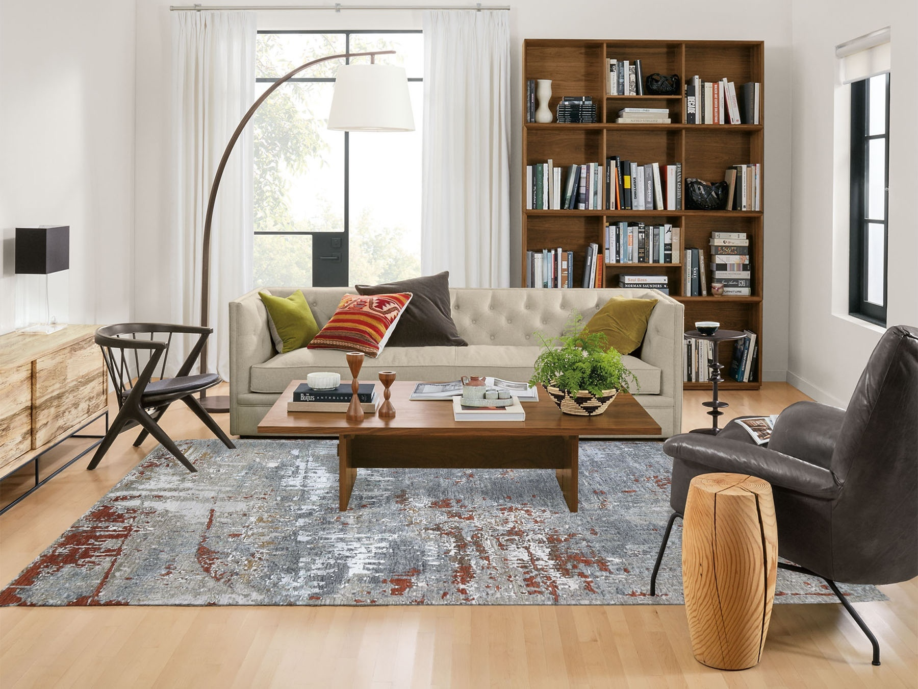Modern & Contemporary Rugs LUV597690