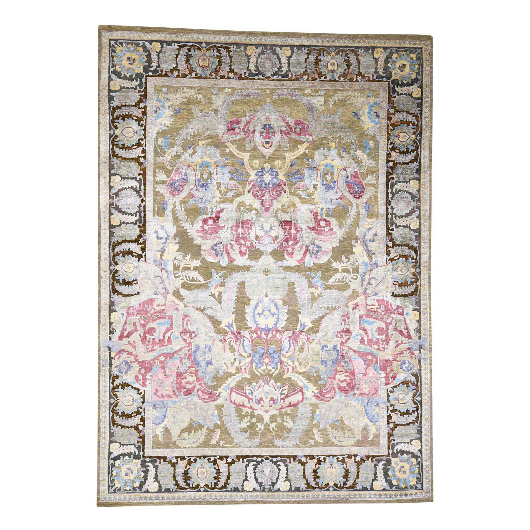 arts and crafts rugs LUV350820