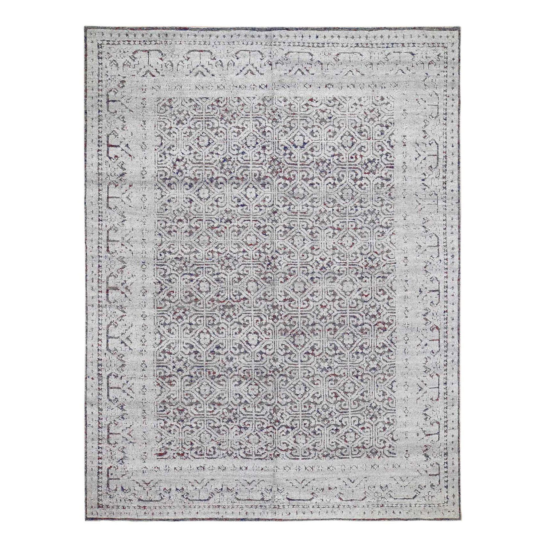khotan and samarkand rugs LUV411867
