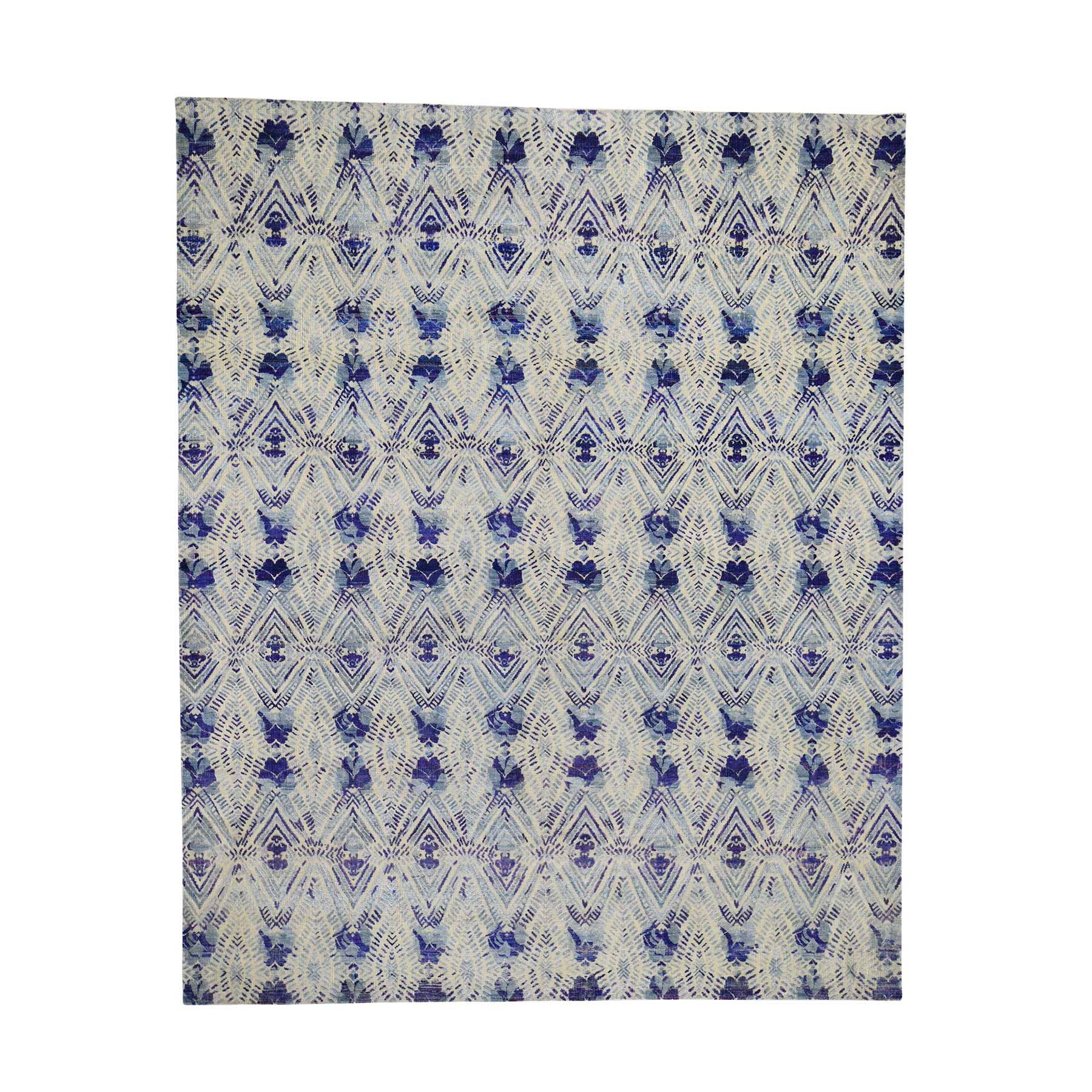ikat and suzani design rugs LUV414153