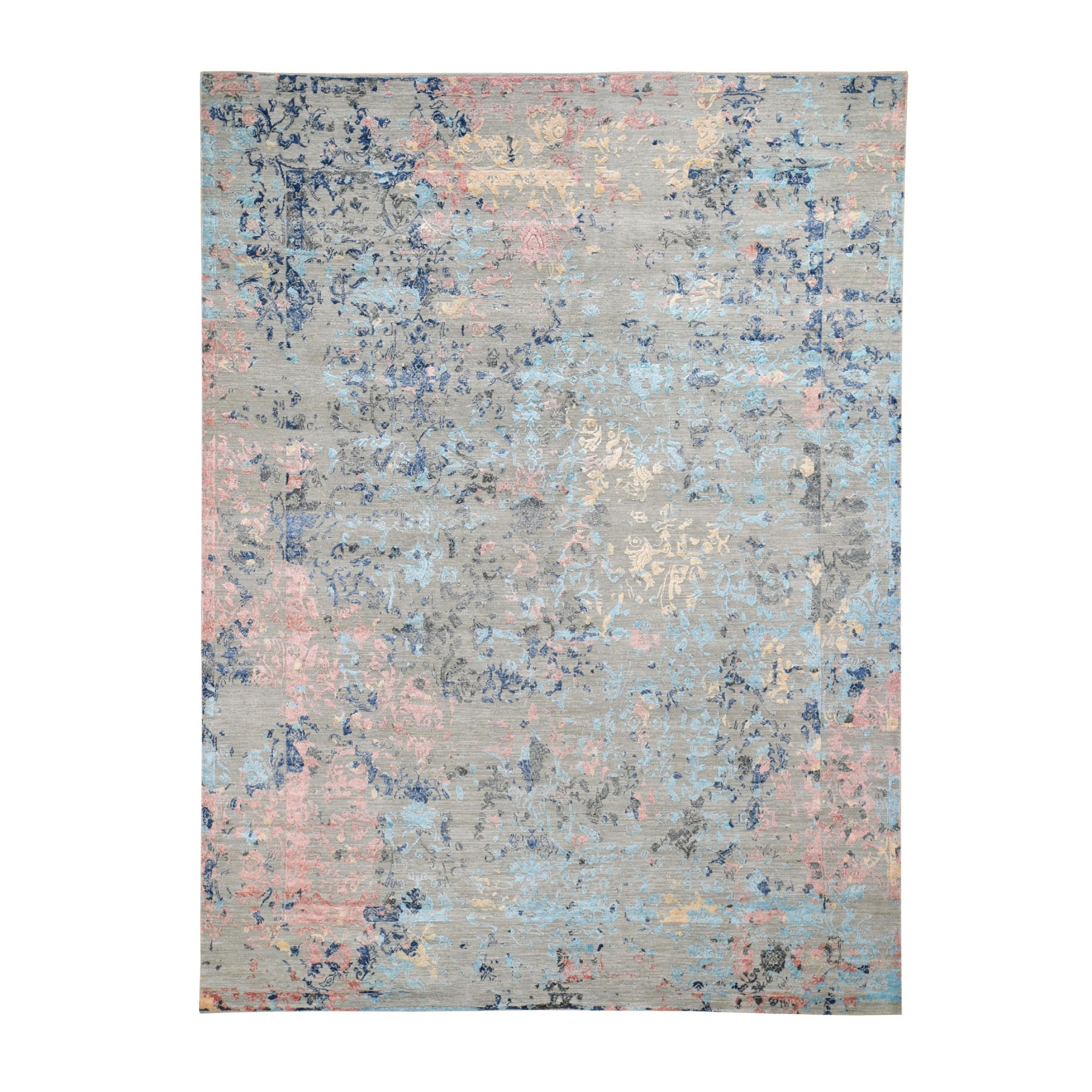 transitional rugs LUV433800