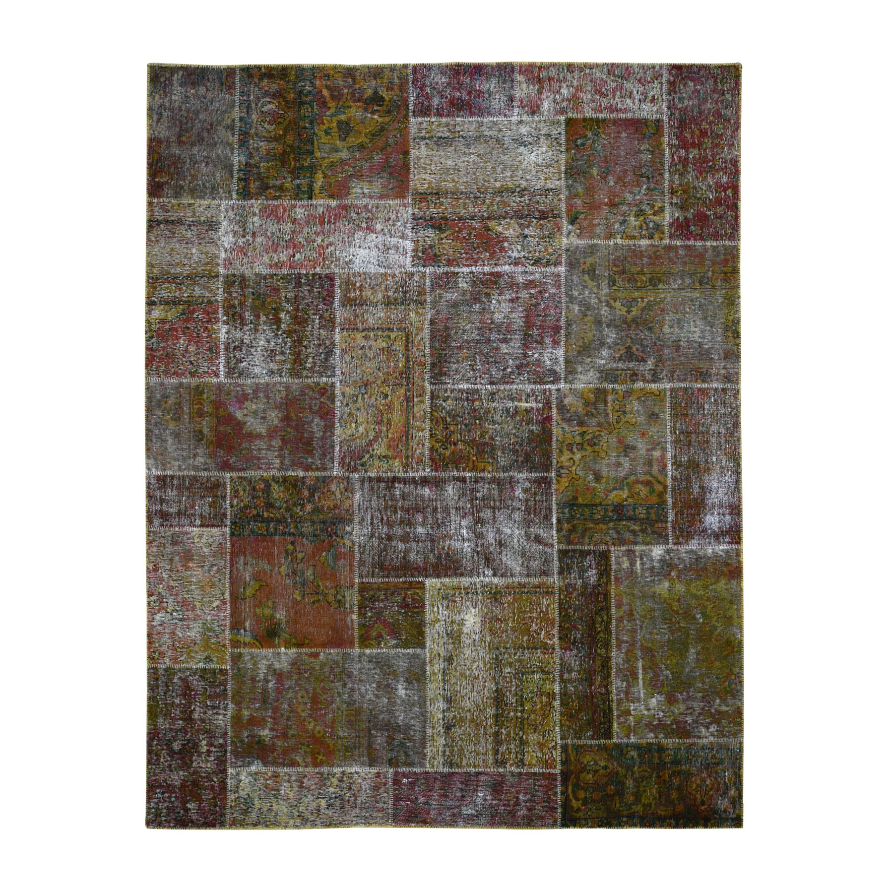 overdyed & vintage rugs LUV434511