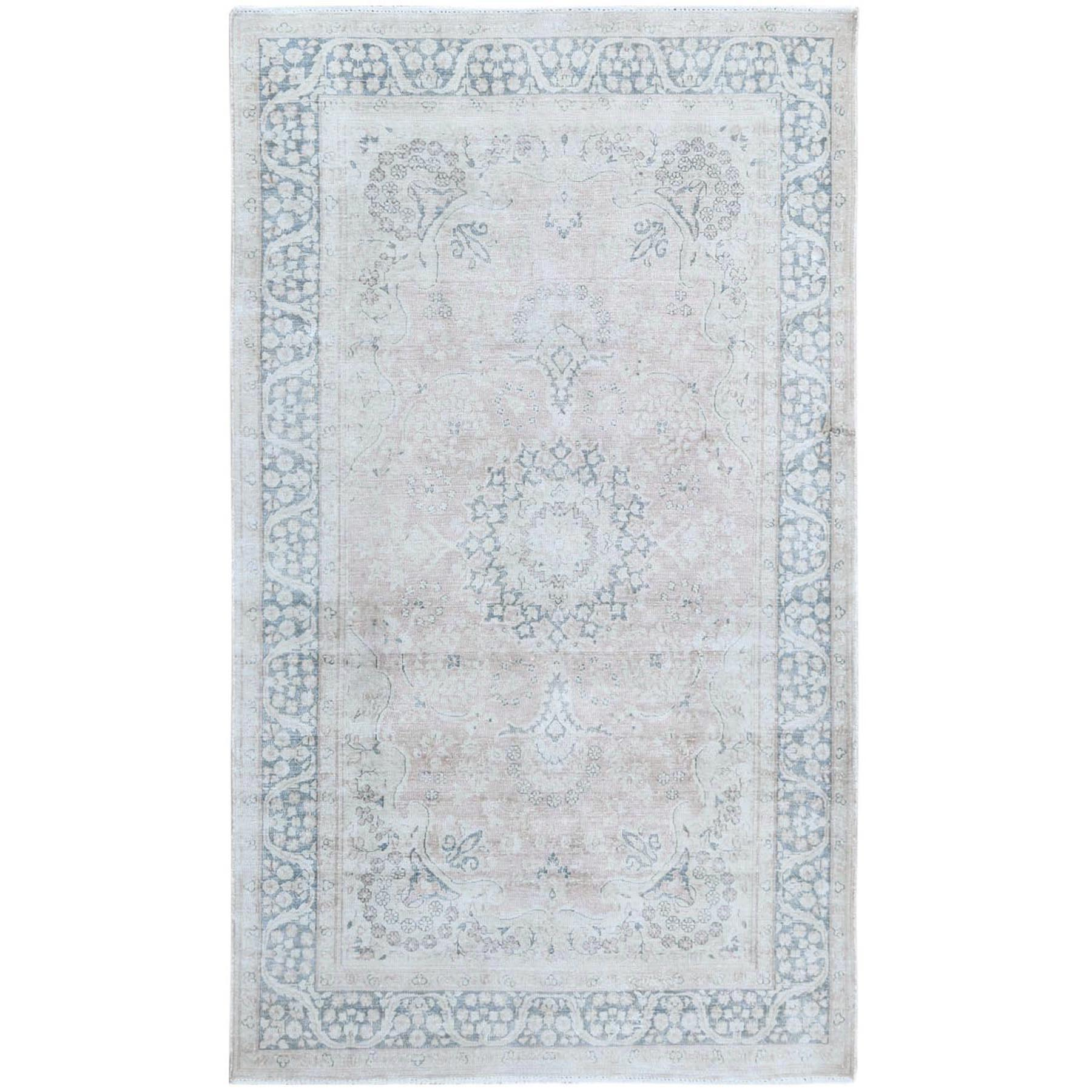 Overdyed & Vintage Rugs LUV544041