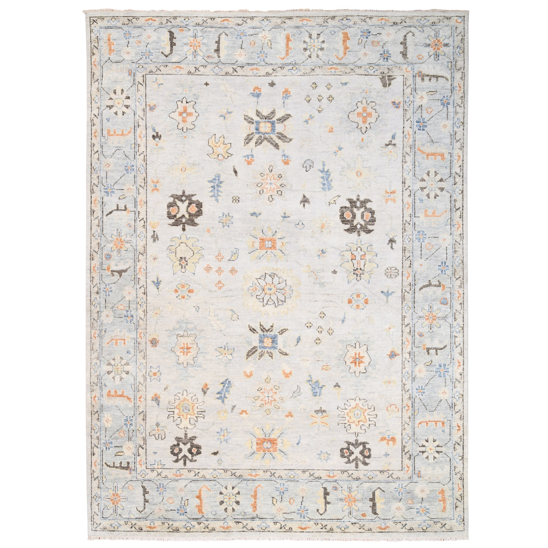 Tribal & Geometric Rugs LUV559701