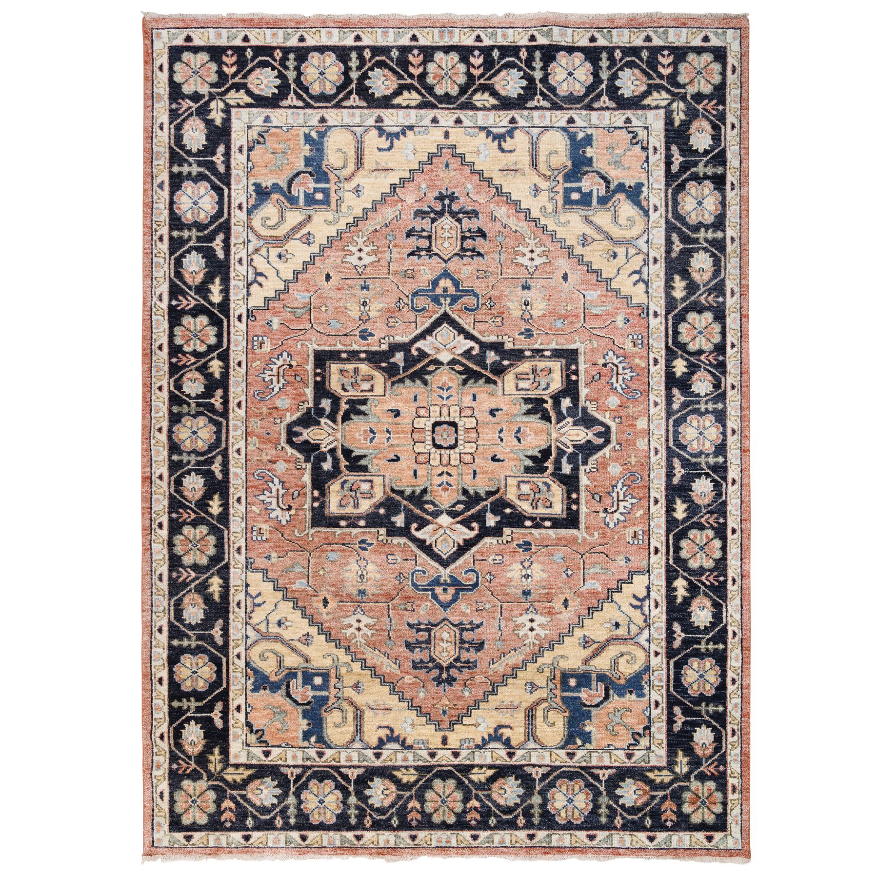 Tribal & Geometric Rugs LUV559746