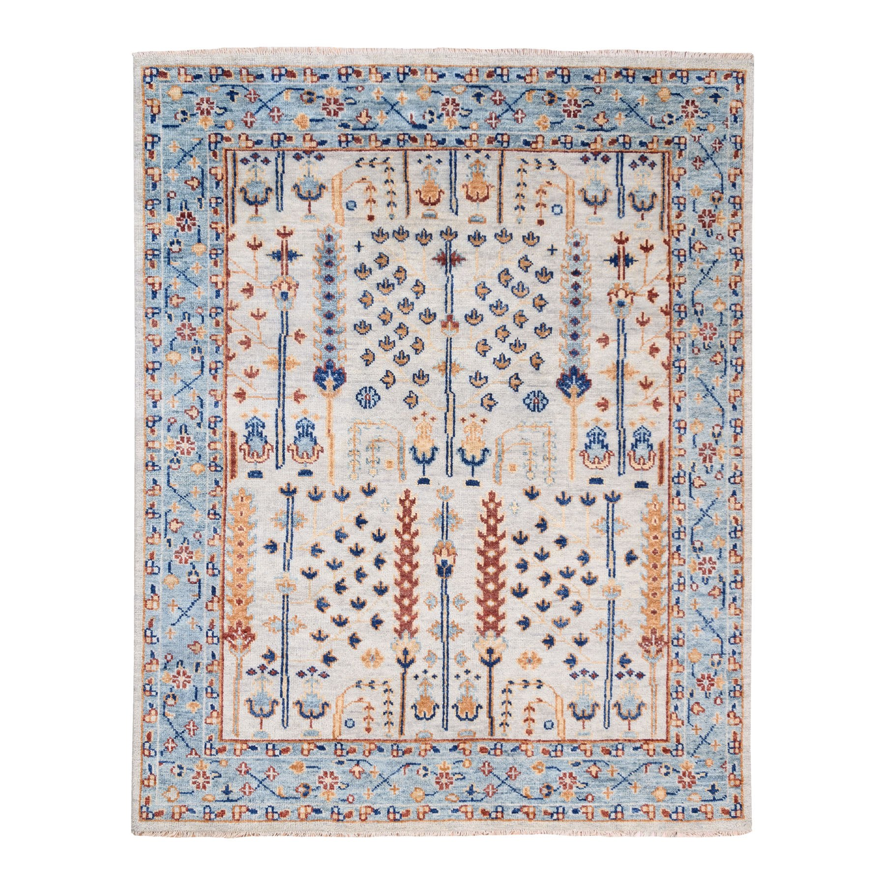 Tribal & Geometric Rugs LUV559809