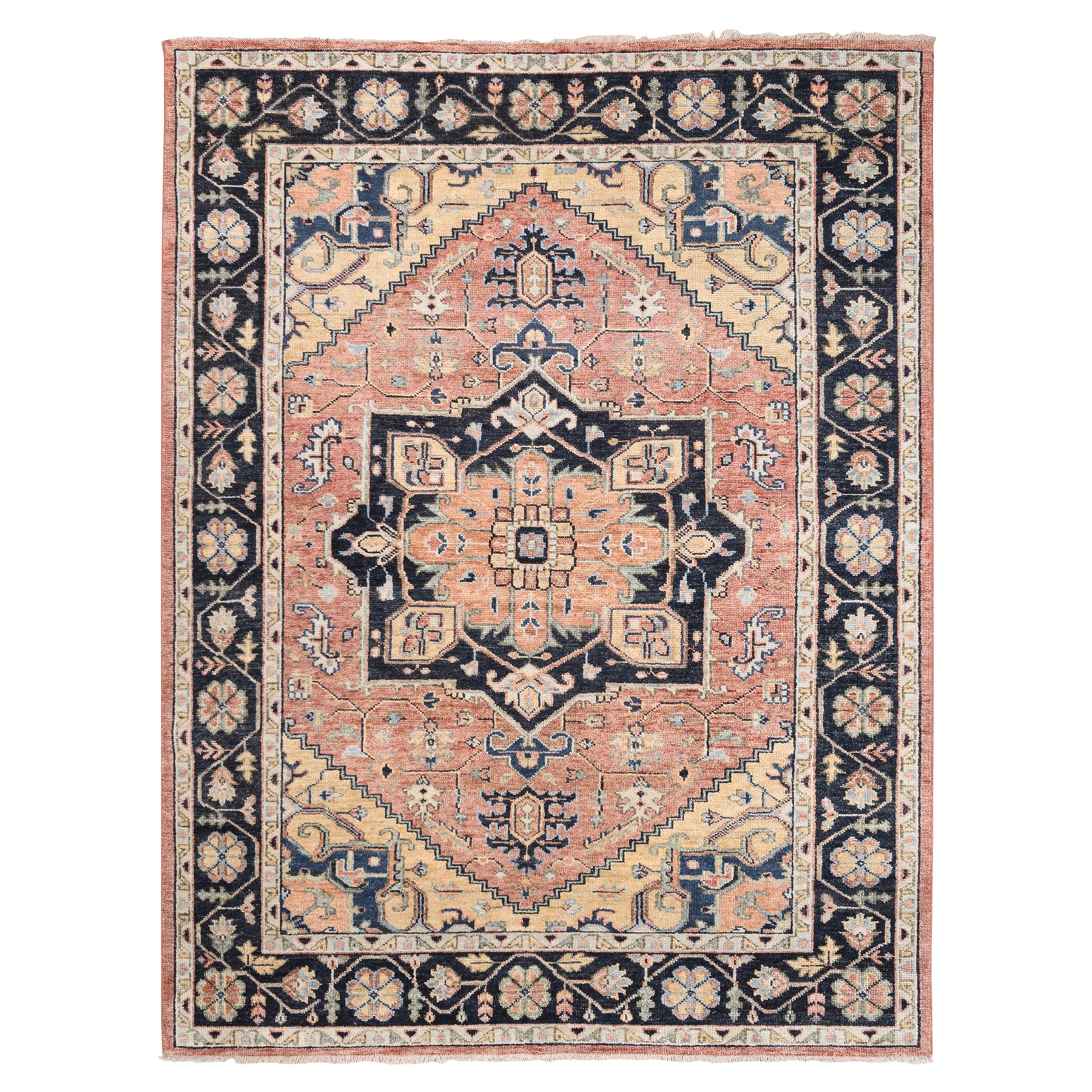 Tribal & Geometric Rugs LUV559944
