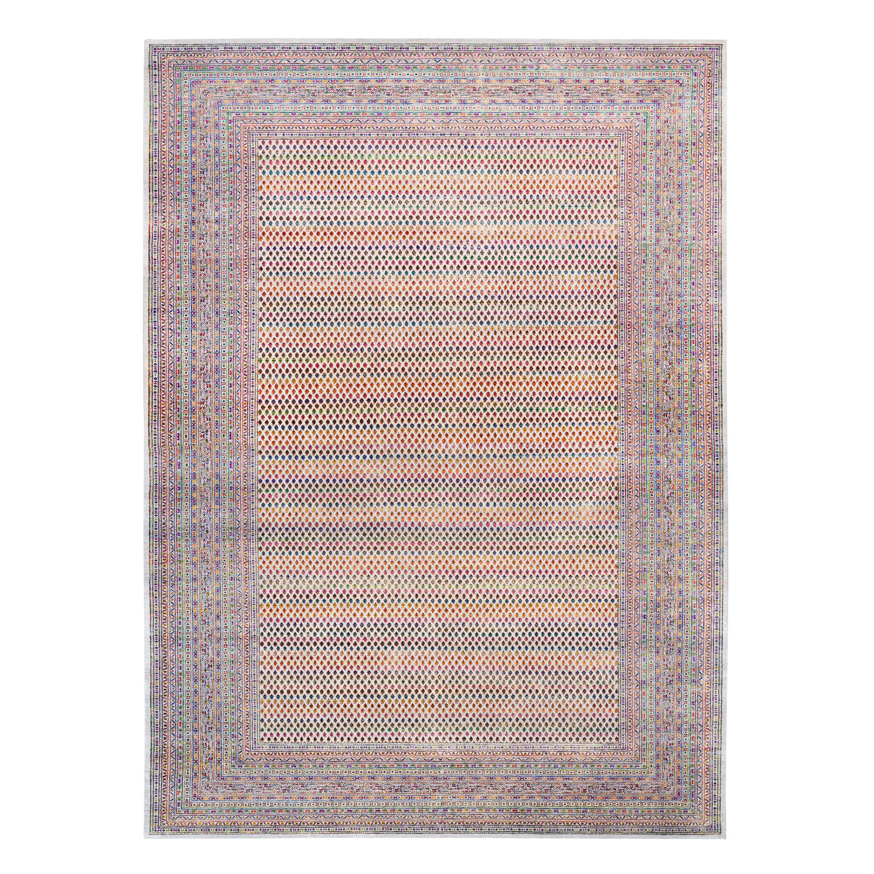 Modern & Contemporary Rugs LUV560808