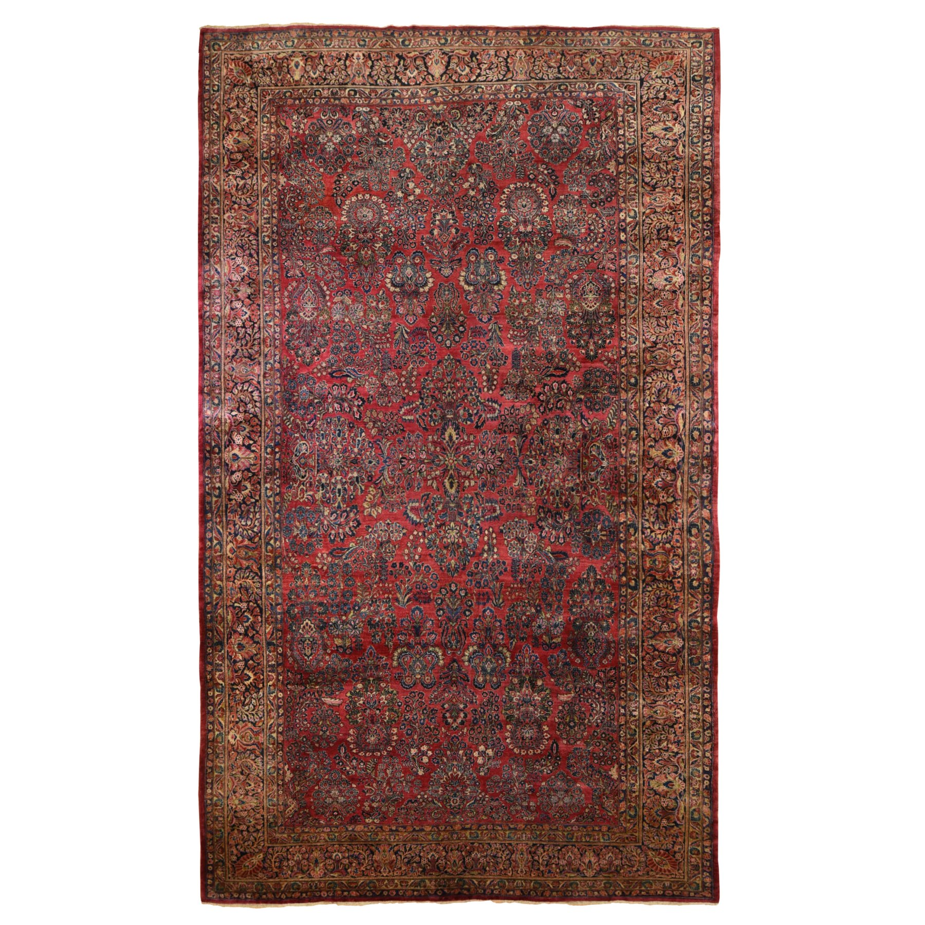 Antique Rugs LUV599823