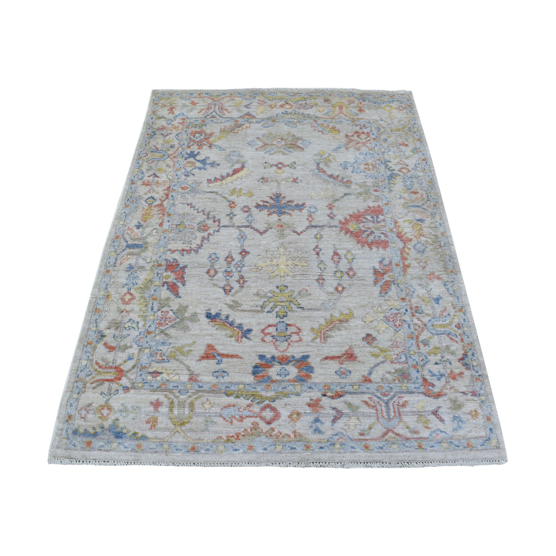 Oushak And Peshawar Rugs LUV606267