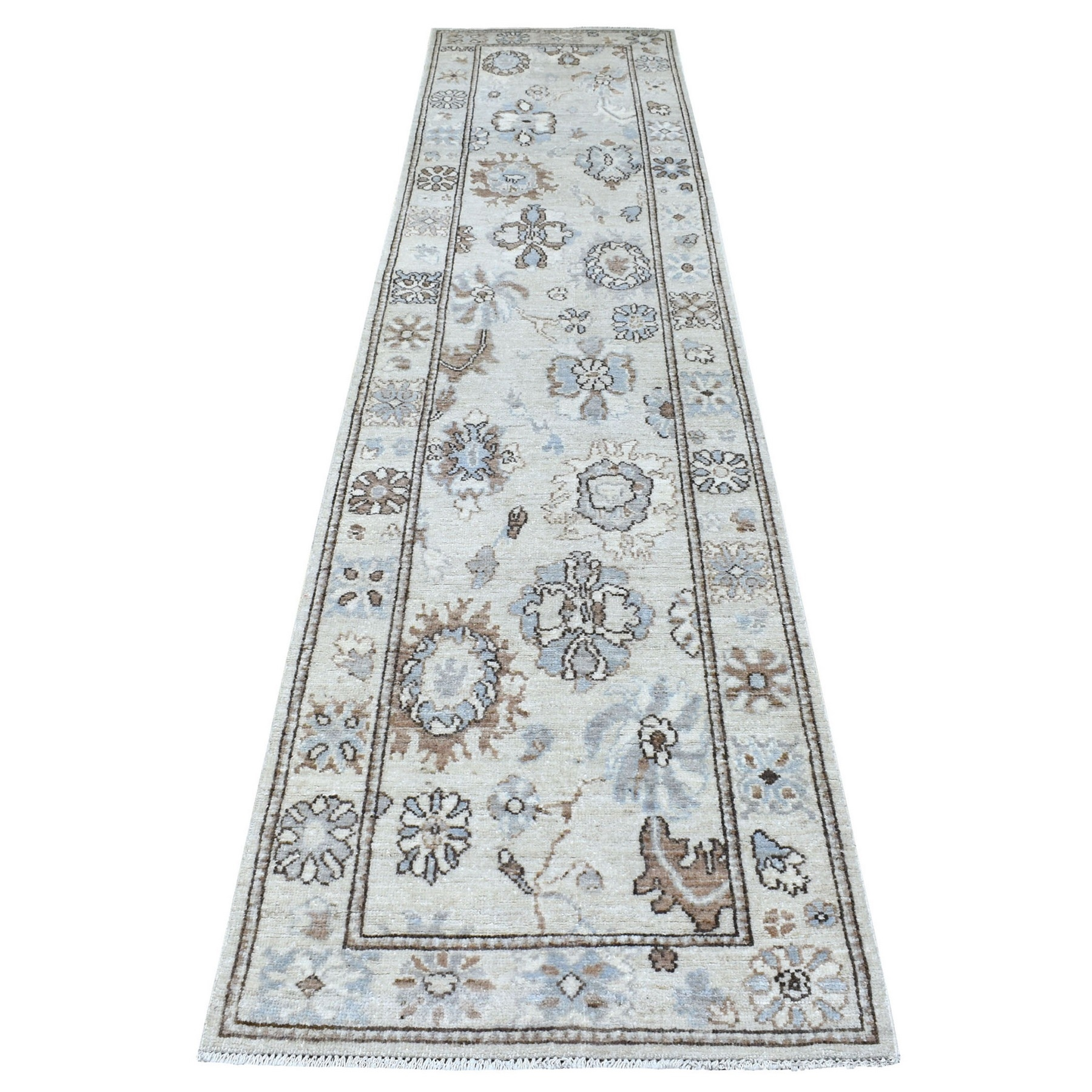 Oushak And Peshawar Rugs LUV606312