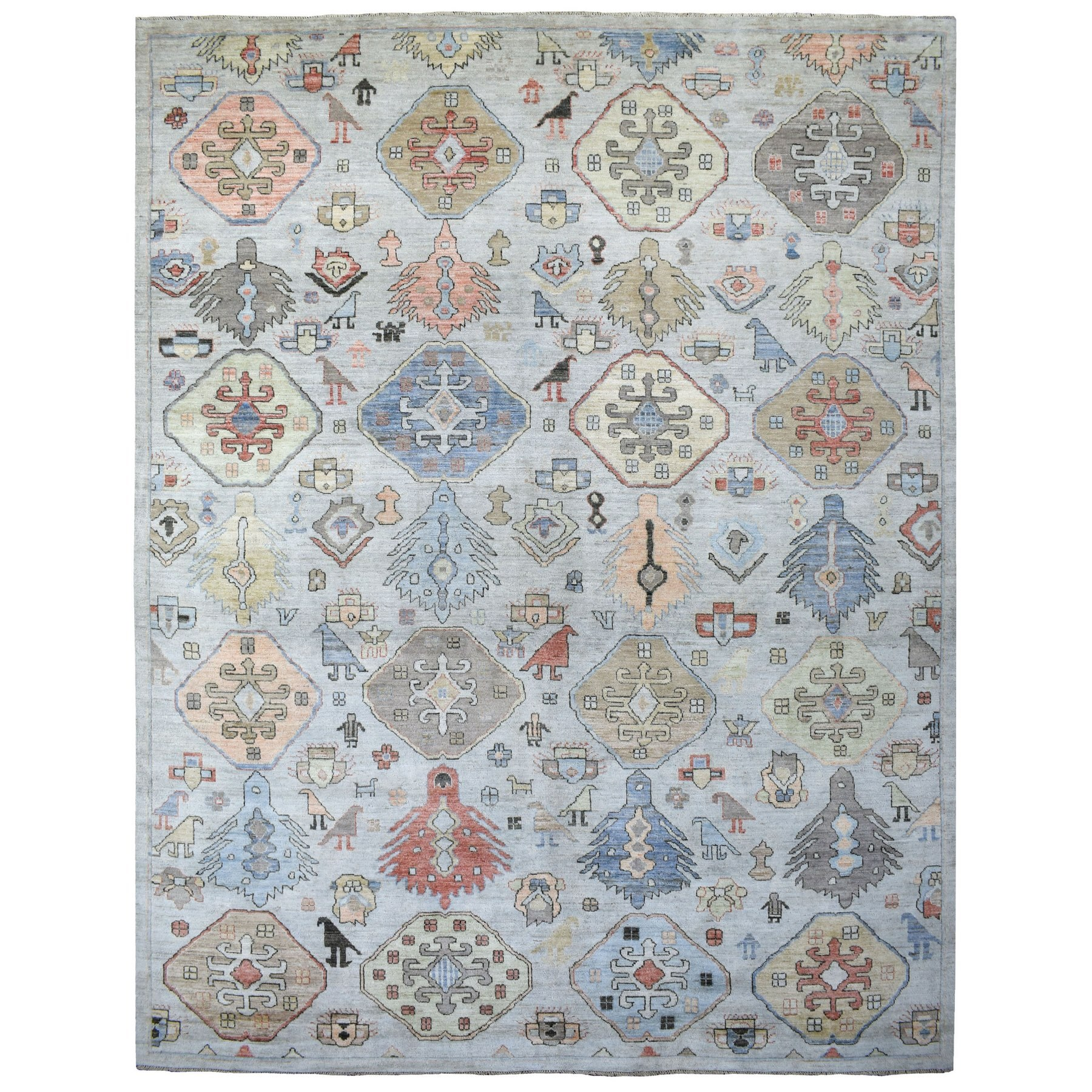 Tribal & Geometric Rugs LUV608958
