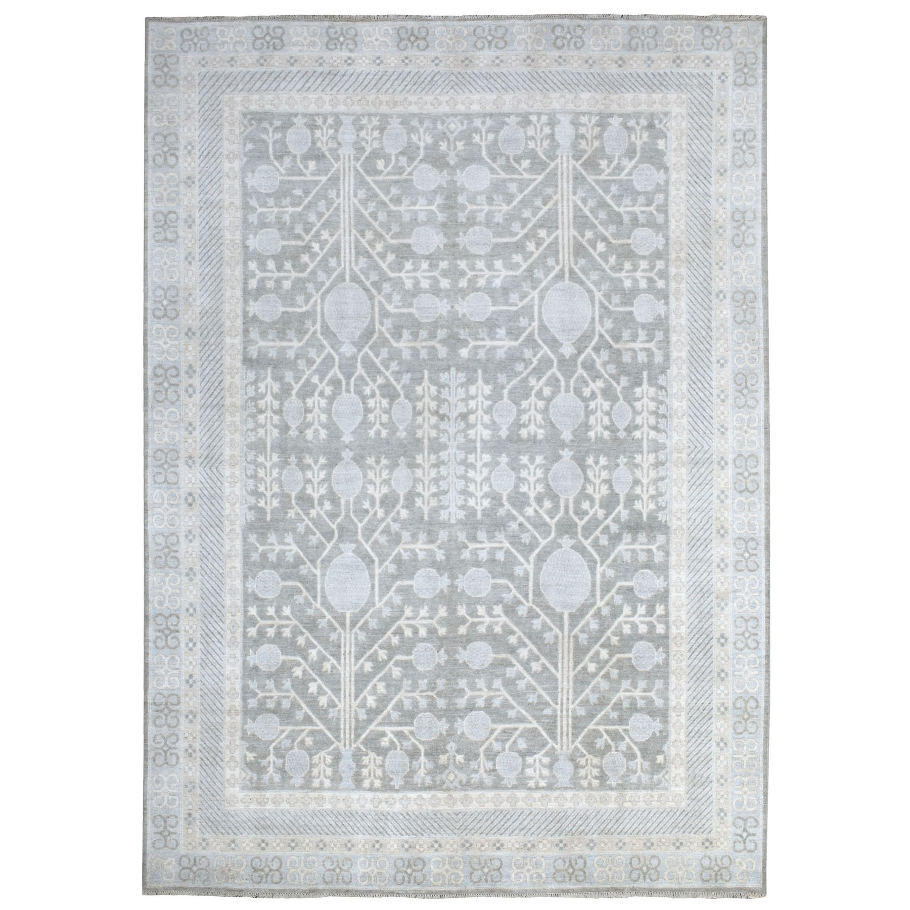 Oushak And Peshawar Rugs LUV609138