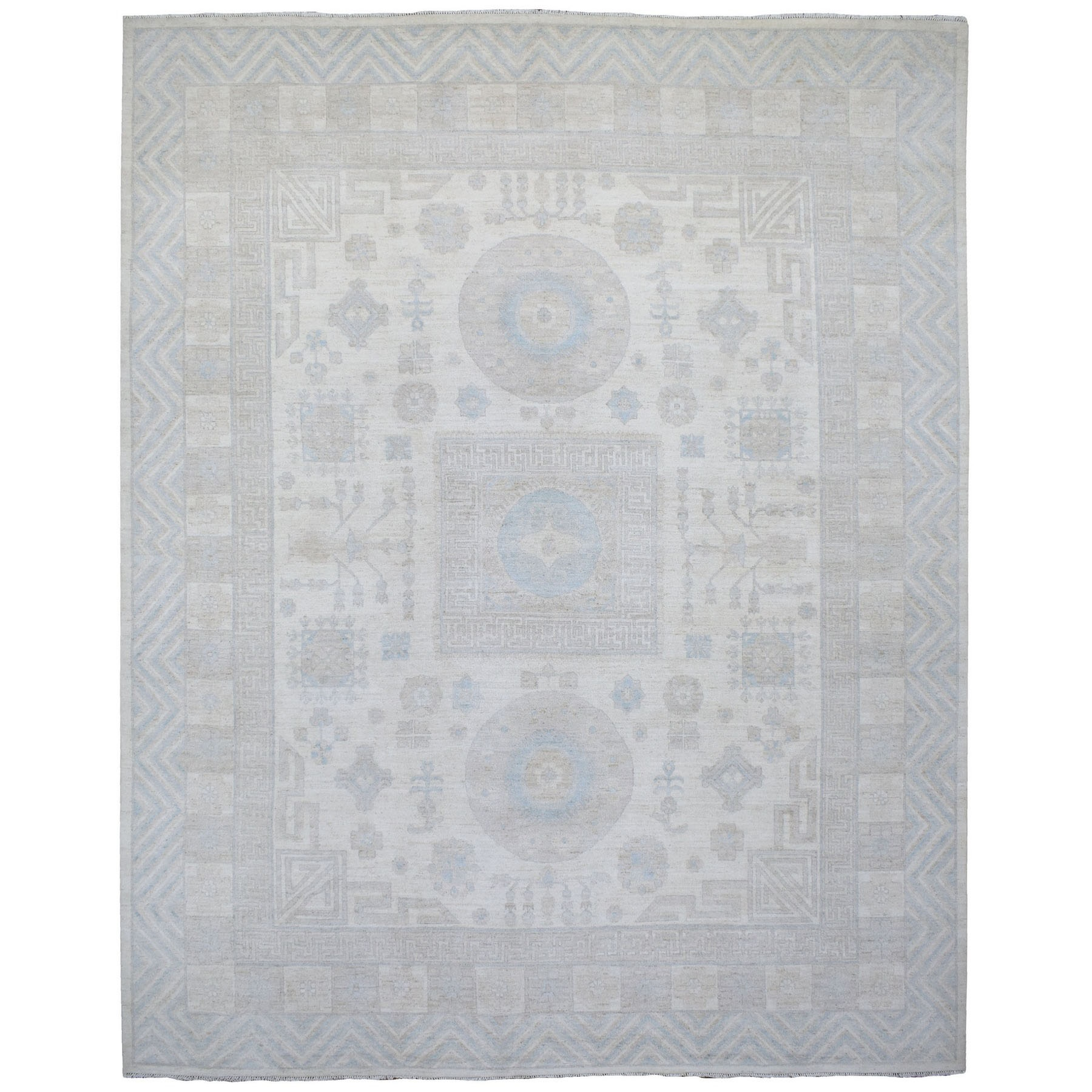 Oushak And Peshawar Rugs LUV609705